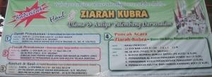 Jadwal Ziarah Kubro 2012 Palembang Darussalam