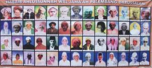 Habaib Ahlussunnah Wal Jama'ah Palembang Darussalam
